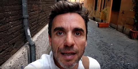 Danny McCubbin Where To Eat In Rome