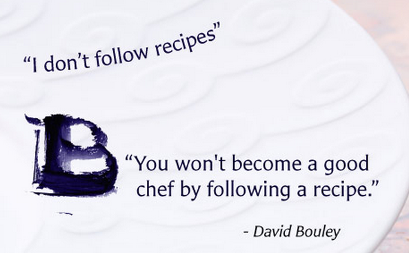David Bouley quote