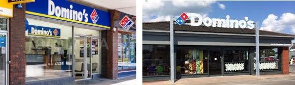 Dominos Pizza Restaurants USA