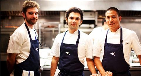 Komi -Mediterranean Food Restaurant Washington DC Chefs