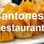 Cantonese Restaurants