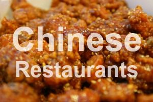 Places to eat Chinese food near me