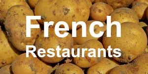 Places to eat French food near me logo