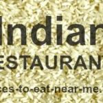 Indian Restaurants