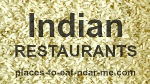 Places to eat Indian food near me logo