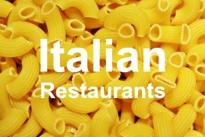 Places to eat Italian food near me