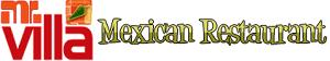 Mr Villa Mexican restaurant in Seattle logo