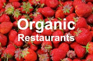 Places to eat Organic food near me