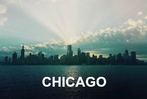 Places to eat in Chicago logo