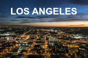 Places to eat in Los Angeles logo