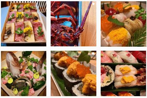 Sushi at Kusakabe Restaurant