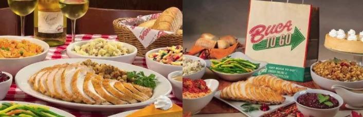 Restaurants Italian Near Me: Buca Di Beppo Italian Restaurant Sacramento, CA 95825