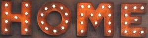 Home Restaurant Los Angeles California logo