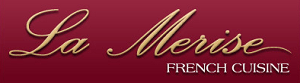 La Merise French Restaurant Denver Colorado logo