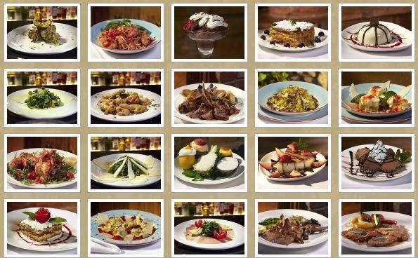 Lattanzi Italian food