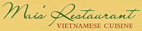 Mai's Vietnamese Restaurant Houston Texas logo