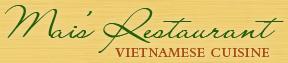 Mai's Vietnamese Restaurant Houston Texas logo