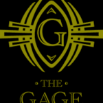 The Gage American Restaurant Chicago Illinois logo