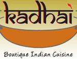 Kadhai Indian Restaurant Bethesda Maryland logo