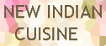 New Indian Cuisine San Jose California logo