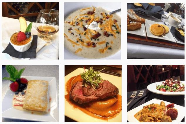 Steak, wine and dessert at Flight Memphis