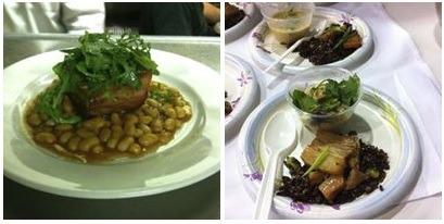Tess - main dishes