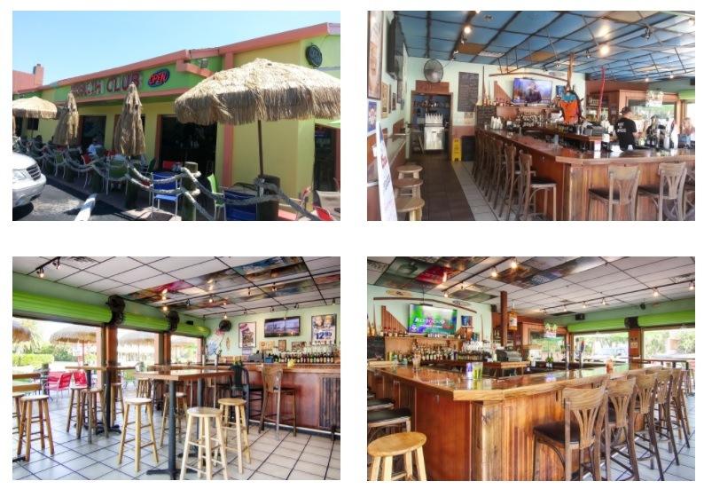 18 On The Rocks Restaurant Tiki Bar