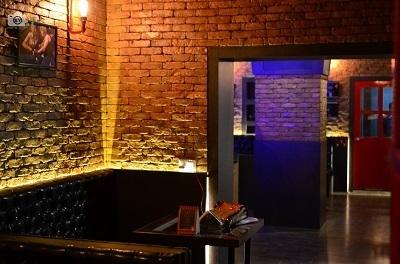 Aqua Java Decibel Music Cafe Kolkata India