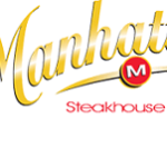 Manhattan Restaurant Fresno California Steakhouse Bar logo