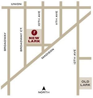 Directions to Lark Restaurant