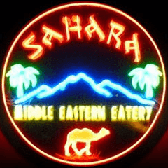 Sahara Middle Eastern Eatery Restaurant Albuquerque New Mexico 87106