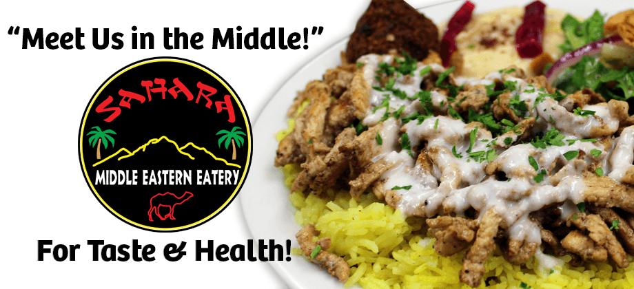 Sahara - Middle Eastern Food