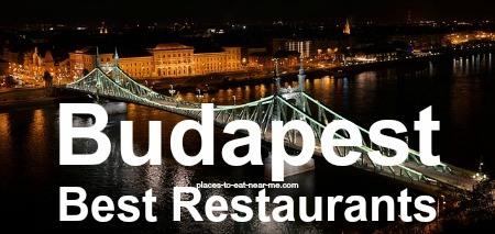 Budapest Best Restaurants