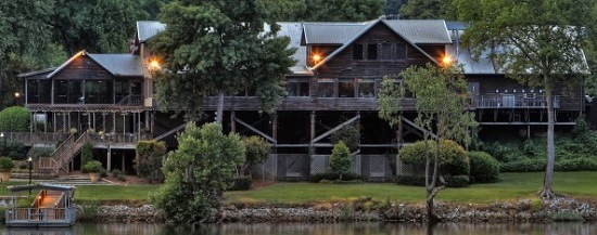 Cypress Inn Restaurant Black Warrior River Tuscaloosa AL