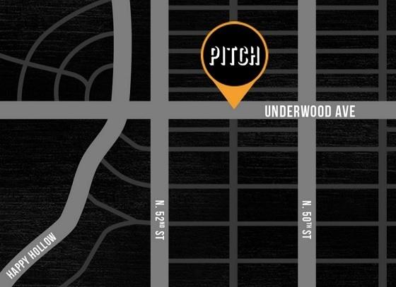 Pitch Pizzeria - Map