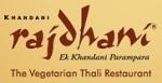 Rajdhani Restaurant Mumbai logo
