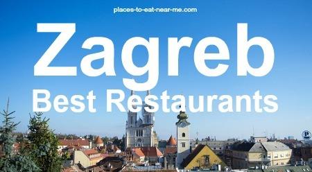 Zagreb Best Restaurants