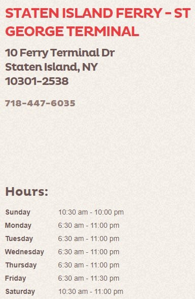 Dairy Queen NY Store Info - Hours and Location