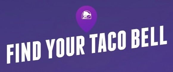 Find Your Taco Bell