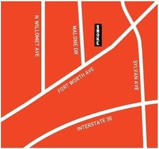 Smoke Restaurant Dallas - Location