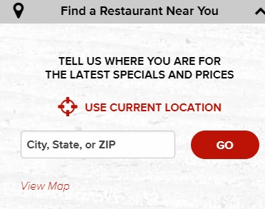 Red Lobster - Find a Restaurant Near You, Use Current Location
