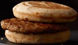 Sausage McGriddles