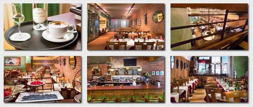Italian Restaurant Near Me: Trattoria Trecolori Italian Restaurant NYC NY 10036