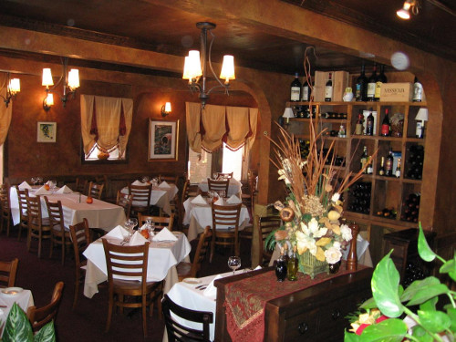 Restaurants Italian Near Me: Antica Osteria Italian Restaurant Houston TX 77005