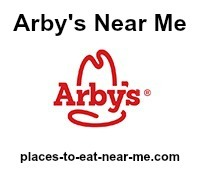 Arby's near me