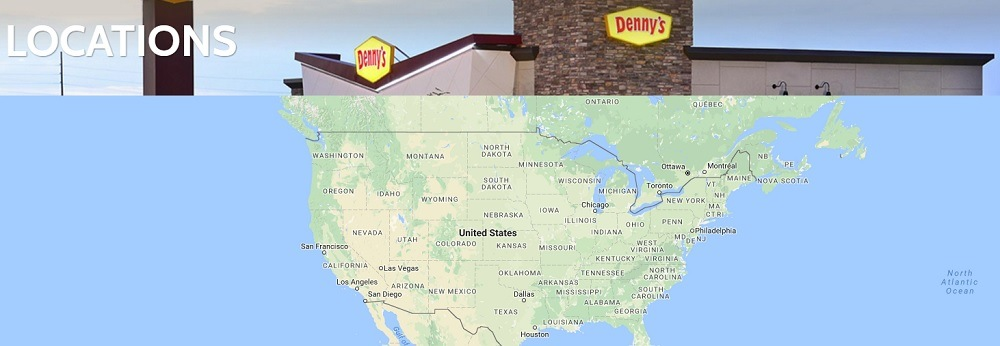 Dennys Restaurants - Search Locations