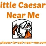 Fast Food Restaurants Places To Eat Near Me