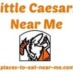 Little Caesars Near Me