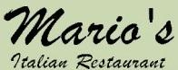 Mario's Italian Restaurant Detroit