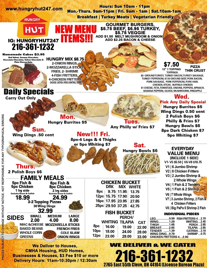 Wednesday Food Offers Near Me